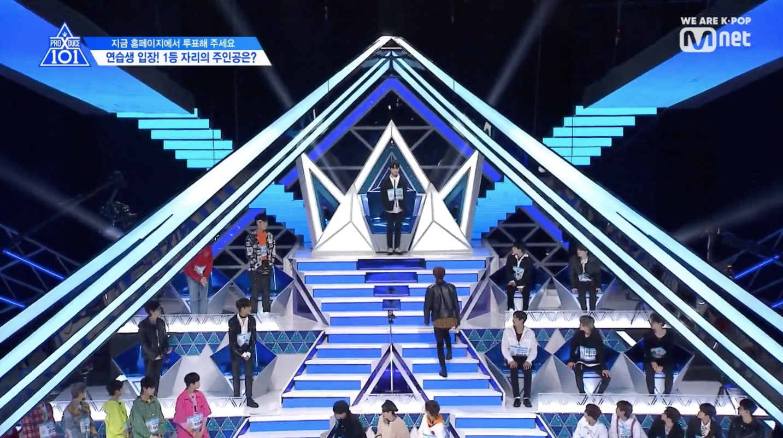 "JYP's Yun Seo Bin Challenges ""YG Treasure Box"" Contestant Lee Mi Dam"
