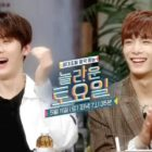 """Watch: NU'EST's Minhyun And JR Crack Up """"Amazing Saturday"""" Cast With Unexpected Behavior In New Preview"""