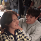 """Watch: Minah And Yeo Jin Goo Adorably Goof Off In Making Video For """"Absolute Boyfriend"""""""