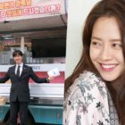 """Song Ji Hyo Shows Support For 2PM's Junho And His Drama """"Confession"""""""