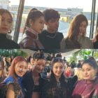 ITZY Poses With Joe Jonas, Willow Smith, And More At Louis Vuitton Cruise Show