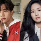 SF9's Rowoon And Kim Hye Yoon In Talks To Lead New Webtoon-Based Drama