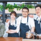 Lee Kyu Han, Girls' Generation's Sunny, And Kim Joon Hyun Heat Up The Kitchen In New Cooking Show