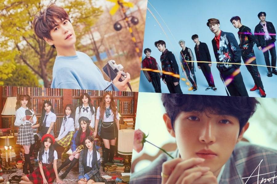 More Exciting May Comebacks And Debuts Coming Your Way | Soompi