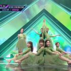 "Update: Oh My Girl Takes 3rd Win For ""SSFWL"" On ""M Countdown"" After Mnet Fixes Chart Error"
