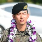 "2PM's Taecyeon Comments On The Pressure Of His Nickname ""Captain Korea"""