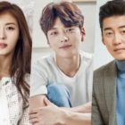 Jang Seung Jo Confirms For New Drama, Joins Ha Ji Won And Yoon Kye Sang