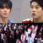 """Watch: """"Produce X 101"""" Trainees Face Tough Critiques From MONSTA X's Joohoney In Intense Preview"""