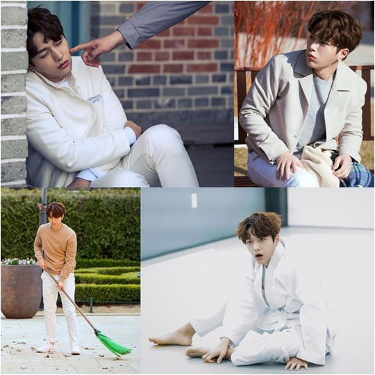 """""""Angel's Last Mission: Love"""" has shared new stills of Kim Myung Soo as he struggles to complete his mission."""