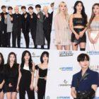 K-Pop Stars Light Up The Red Carpet At 2019 Dream Concert