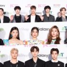 Idols Dazzle On The Red Carpet At KCON 2019 Japan