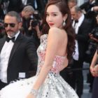 Jessica Shares Memorable Cannes Red Carpet Moments + Updates On Her Business And Music Plans
