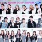 Idols Light Up The Red Carpet At KCON 2019 Japan Day 3