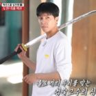 "Watch: Lee Seung Gi Impresses With His Sword Fighting Skills On ""Master In The House"""