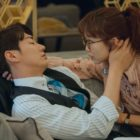 "Jin Ki Joo Can't Take Her Eyes Off Of Kim Young Kwang In ""The Secret Life Of My Secretary"""