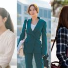 Like A Girl Boss: 12 Ways To Incorporate Park Min Young's K-Drama Style Into Your Wardrobe