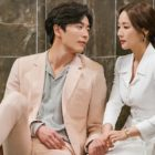 "Kim Jae Wook And Park Min Young's Chemistry Shines Through Their Couple Fashion Styles In ""Her Private Life"""