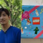 TVXQ's Changmin Reveals Special Children's Day Gift He Received From Lego
