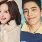 Kang Han Na Denies Dating Rumors With Darren Wang For 4th Time
