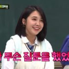 """Apink's Jung Eun Ji Talks About Her Ideal Type + Becomes A Human Jukebox On """"Ask Us Anything"""""""