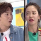 "Lee Kwang Soo And Song Ji Hyo Bring The Laughs As They Bicker Over Coffee Trucks On ""Running Man"""