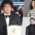 Kim Go Eun, Yoo Ah In, President Moon Jae In, And More Congratulate Director Bong Joon Ho For Winning Palme D'Or