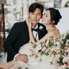 Chu Ja Hyun And Yu Xiao Guang Make A Gorgeous Bride And Groom In New Wedding Shoot