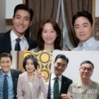 """Super Junior's Choi Siwon, Kim Min Jung, Kim Eui Sung, And More Share Final Thoughts On """"My Fellow Citizens"""""""
