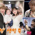 FTISLAND's Lee Hong Ki And Lee Jae Jin Make A Big Promise For Minhwan And Yulhee's Son