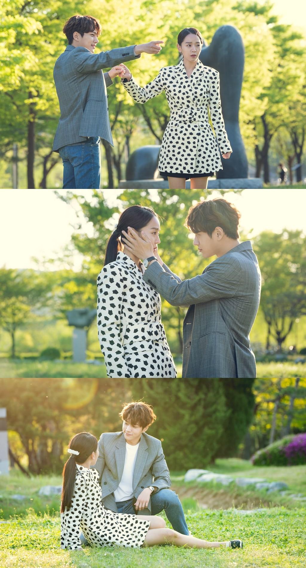 INFINITE's L Melts Shin Hye Sun's Heart With Romantic