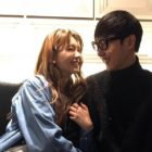 Update: Kim Jin Kyung And Crucial Star Confirmed To Be Dating