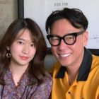 Yoon Jong Shin Thanks Takeuchi Miyu For Her Sweet Gift