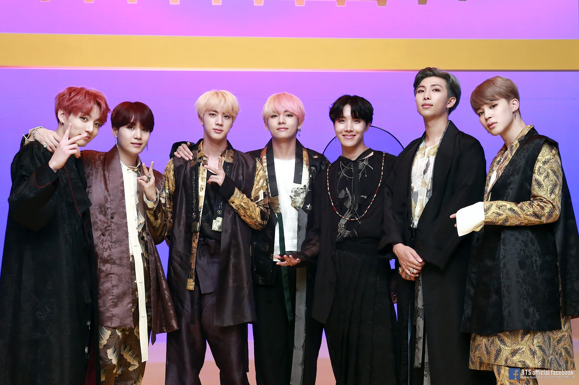 BTS Looks Back On Beautiful Moments From Past Year Through 2019 BTS