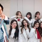 "Super Junior's Kim Heechul Shows Support For His Former Students fromis_9 On ""Idol Room"""