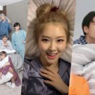Sleepy Time: K-Pop Idols Who Manage To Look Cute And Fashionable When Woken Up