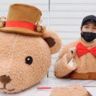 NU'EST's JR Spends 2nd Consecutive Birthday Visiting Fan Advertisements And Events In Costume