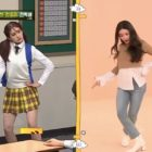 "Watch: Jeon Somi Channels Chungha, Dances To ""Gotta Go"" + Cardi B's ""I Like It"" On ""Ask Us Anything"""