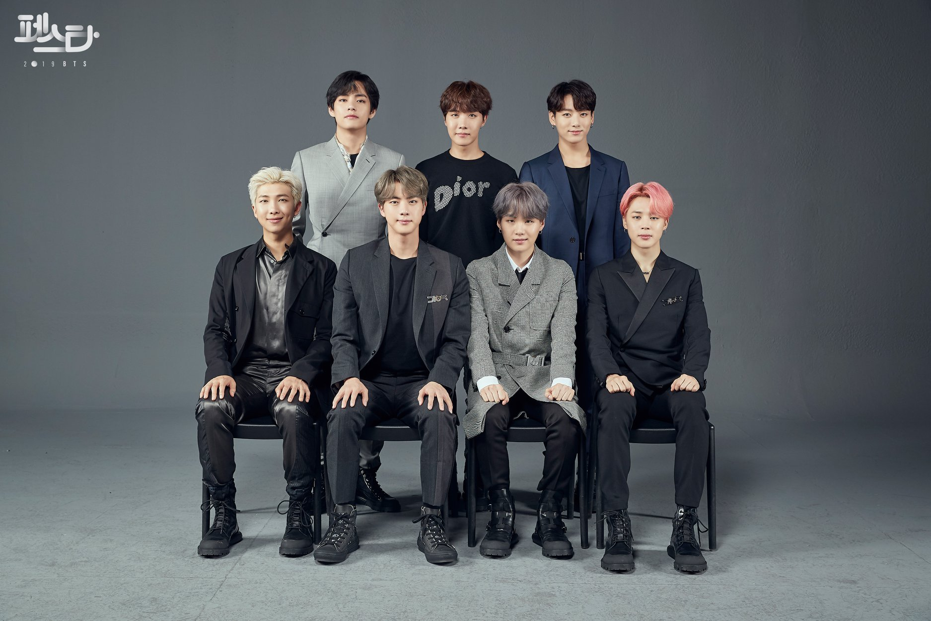 BTS Is #SquadGoals In New Family Portraits For 2019 Festa | Soompi