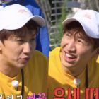 "Lee Kwang Soo Gets Flustered By Question About His Girlfriend On ""Running Man"""