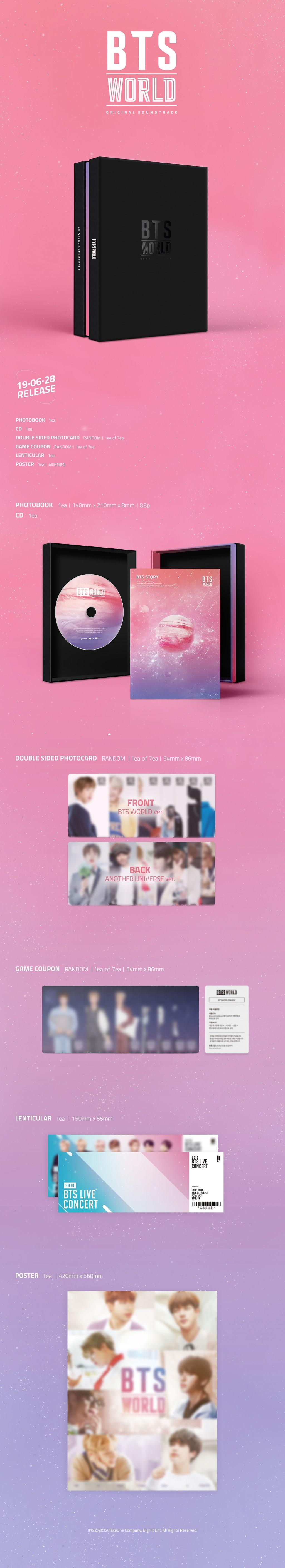 BTS to release BTS WORLD soundtrack album | SBS PopAsia