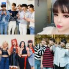 Update: MONSTA X, Park Bom, (G)I-DLE, CIX, And More Join 2019 K-World Festa Lineup