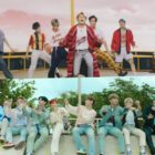 """Watch: ATEEZ Blows Away The Summer Heat In Refreshing MVs For """"Illusion"""" And """"Wave"""""""