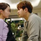 "Shin Hye Sun And INFINITE's L Share Heart-Fluttering Moments While Cooking In ""Angel's Last Mission: Love"""