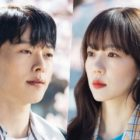 "Jang Ki Yong And Im Soo Jung Share Romantic Encounter Amidst Cherry Blossoms In ""Search: WWW"""