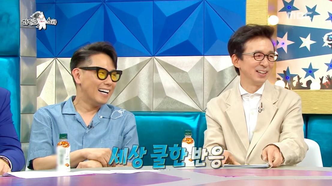 """Kyuhyun Jokingly Airs His Grievances With """"Radio Star"""" Hosts"""