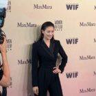 Claudia Kim Is The First Korean Actress To Attend Annual Women In Film Gala