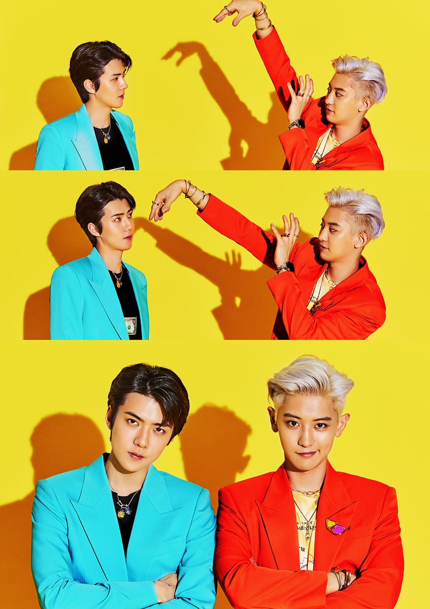 EXO-SC : What A Life MV + Album Download