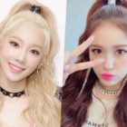 Girls' Generation's Taeyeon Shows Love + Support For Jeon Somi's Solo Debut