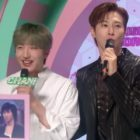 "TVXQ's Yunho And Former ""Mini-TVXQ"" Member SF9's Chani Share Adorable Reunion On ""Music Core"""