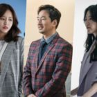 Han Bo Reum, Ryu Seung Soo, And Lee Song Yi Transform Into Employees Of Bankrupt Game Company